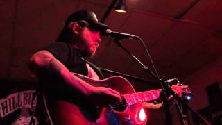 James Hunnicutt - Tattle Tale Tears (Faron Young cover) @ Brass Rail  1/27/12