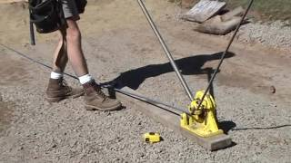 How to Bend and Cut Rebar for concrete slab and foundation