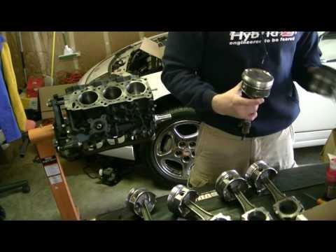 Фото к видео: 300ZX Twin-Turbo VG30DETT Rebuild Timelapse (Part 1)