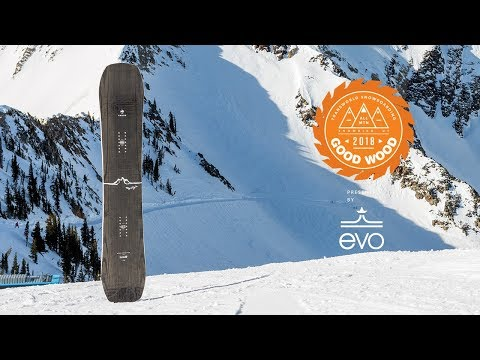 Arbor Bryan Iguchi Pro Camber – Good Wood Reviews : Best Men's All Mountain Snowboards of 2017-2018