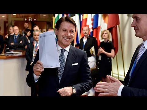 Βρυξέλλες: Σκληρή διαπράγματευση με την Ιταλία για να δεχθεί πρόσφυγες…
