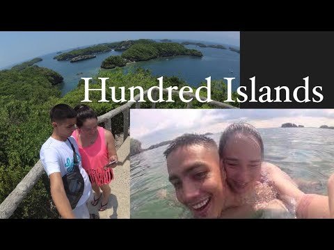 Hundred Islands Quick  Escape with BAE