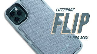 LifeProof FLIP Wallet Case | iPhone 11 Pro Max