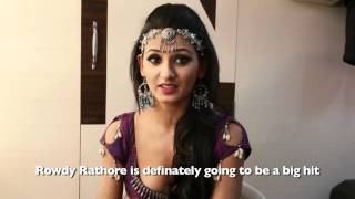 Rowdy Rathore - Rowdy dancers from Aa Re Pritam Pyare