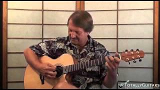 Jimmy Buffett Guitar Lessons