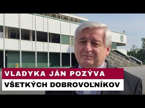 Vladyka Ján Babjak pozýva na stretnutie so svätým otcom