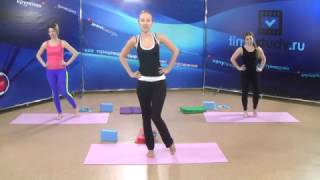 ЙОГА - Cуставная гимнастика для всего тела! Прямой эфир с Светланой Козловой!