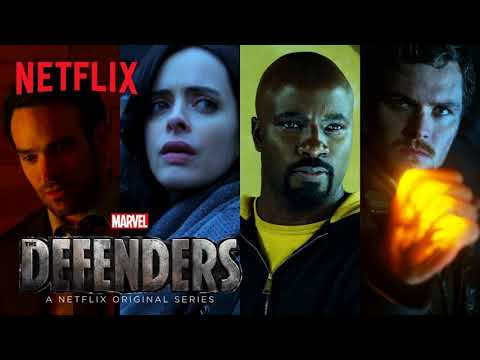 Soundtrack The Defenders (Theme Song Epic) - Trailer Music Marvel's The Defenders