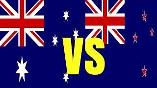 Australian VS New Zealand Flag History Who Copied Who?