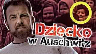 co robił 6-latek w Fabryce Śmierci? Wstrząsająca historia jednego z najmłodszych więźniów Auschwitz