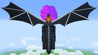 Training My Minecraft Ender Dragon!