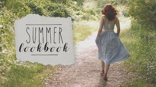 Summer Lookbook! || Vintage Style