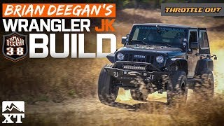 "Building Brian Deegan's Badass 2017 Jeep Wrangler Rubicon – Deegan38 Armor, 4"" Lift Kit, 37"