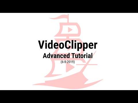 , title : 'VideoClipper Tutorials   Creating a Clip: Advanced