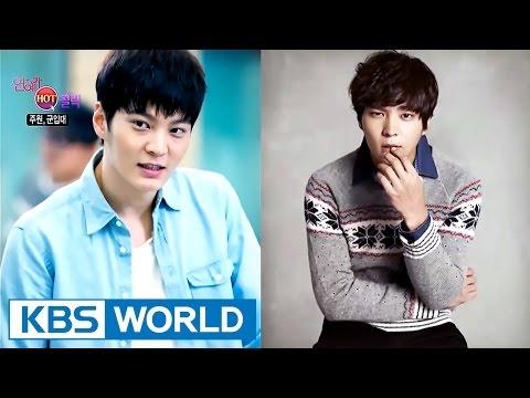 This Week's Hot Click : Joo Won, Sung Yuri [Entertainment Weekly / 2017.05.22]