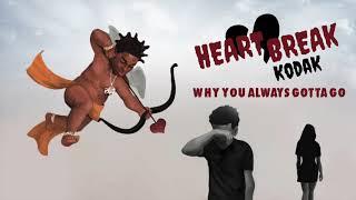 Kodak Black - Why You Always Gotta Go [Official Audio]