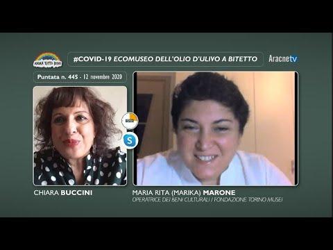 Anteprima del video Maria Rita MARONEEcomuseo dell'olio d'ulivo a Bitetto