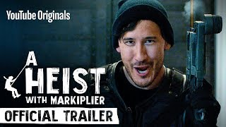 A Heist with Markiplier | Official Trailer