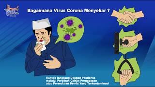 Bagaimana Virus Corona Menyebar?
