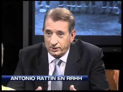 Reportaje a Antonio Rattín (2010)