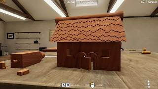 Woodwork Simulator - House Build