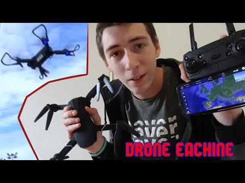DÉBALLAGE D'UN DRONE INTELLIGENT JE LE TEST