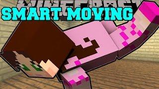 Minecraft: SMART MOVING (CRAWLING, CLIMBING, & GLIDING!) Custom Command