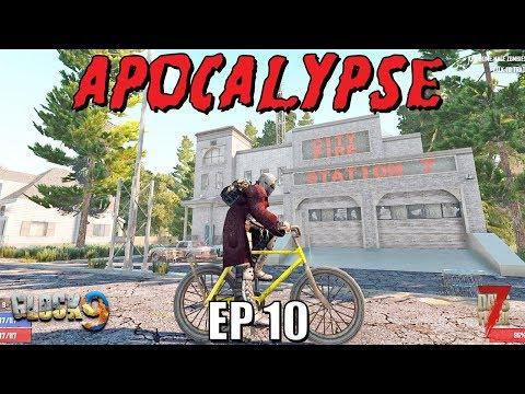 7 Days To Die - Apocalypse EP10 (Alpha 18)