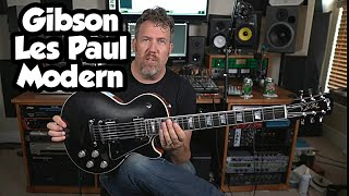 Gibson Les Paul Modern - Graphite