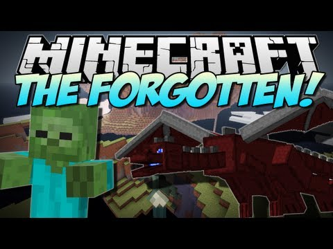 Minecraft | THE FORGOTTEN FEATURES! (Rediscover deleted code!) | Mod Showcase