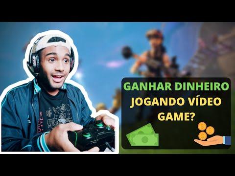 Ganhar Dinheiro Jogando no Celular, PC, Xbox ou PS4 | Como Ganhar Dinheiro Online