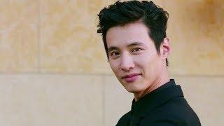 Menganggur Dari Film dan Drama, Won Bin Pilih Habiskan Waktu Bareng Anaknya