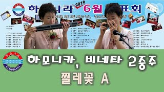 찔레꽃 A 비네타 -------하모나라  김희수