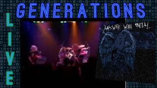 Answer With Metal (AWM) - Generations Live In Toronto