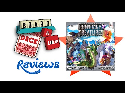 Board, Deck & Dice Review #158 - Legendary Creatures