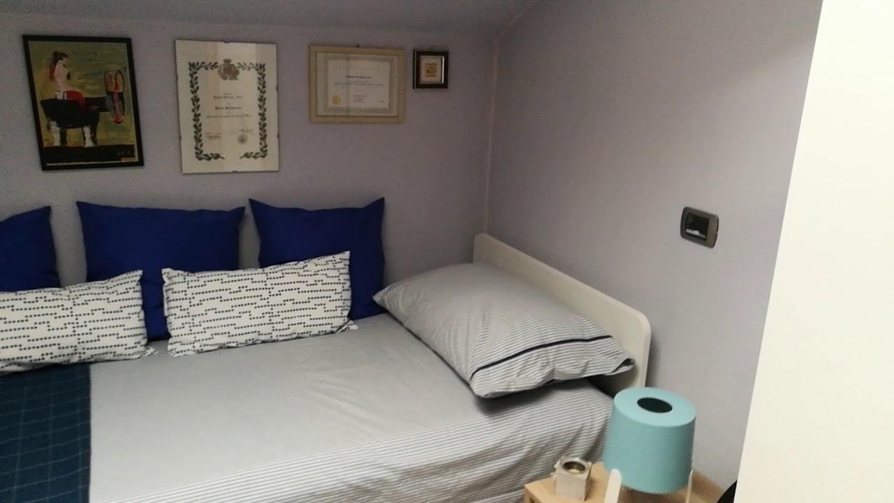 Stanza in affitto in una grande villa con 3 camere da letto a Cinisello Balsamo