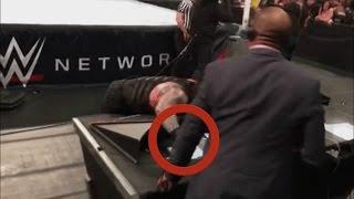 Top 10 WWE Unbelievable Secrets Caught On Camera