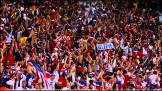 USA vs Belgium Pregame Intro - Narrated by Wright Thompson - 2014 FIFA World Cup