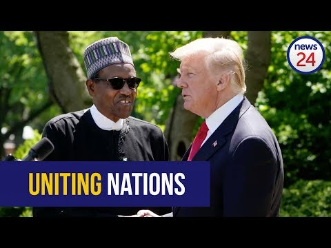 WATCH: Nigerian President Buhari dodges awkward question at White House