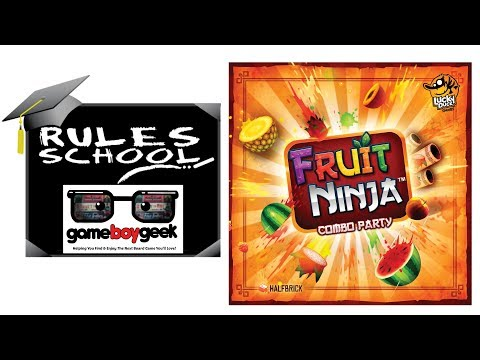 Learn How to Play Fruit Ninja with the Game Boy Geek