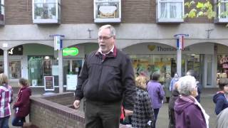 preview picture of video 'Nailsea Baptist Church Flashmob'