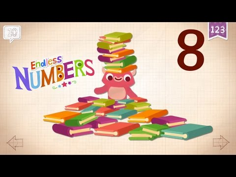 Endless Numbers: Educational App for Kids