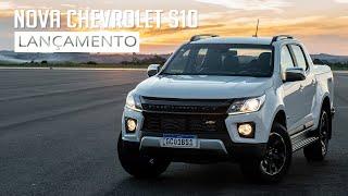 Nova Chevrolet S10 - Lançamento