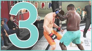 UFC 2 Career Mode Ep.3 - ULTIMATE FIGHTER FINALE!! | UFC 2 Gameplay