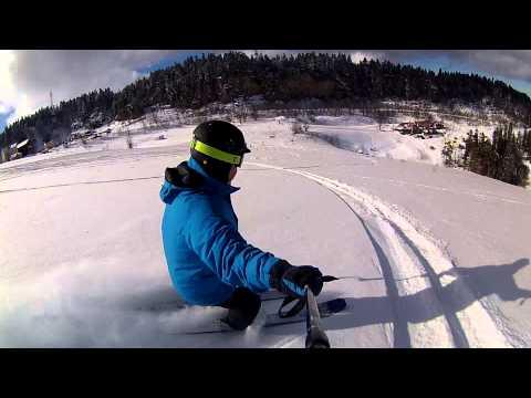 Видео: Видео горнолыжного курорта Плато Лаго-Наки в Адыгея