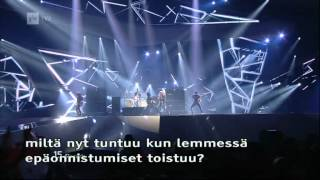 Eurovision 2012 - 2nd Semi-final - Slovakia (Max Jason Mai - Don't Close Your Eyes) HQ