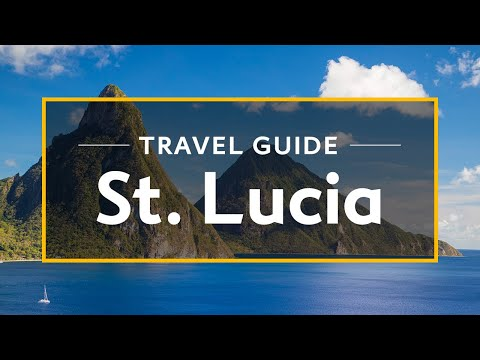 St. Lucia Vacation Travel Guide | Expedia