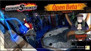 (XB1/PS4) Naruto To Boruto: Shinobi Striker Open BETA Dates/Times! New Customization, Stages, & More