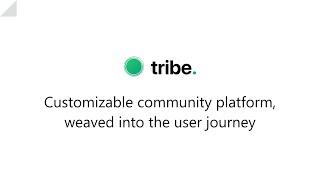 Tribe video