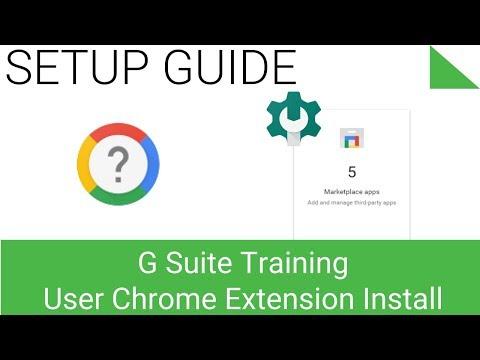 G Suite Training - Admin Setup - YouTube